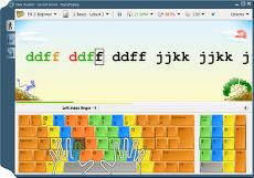 image of rapid typing tutor
