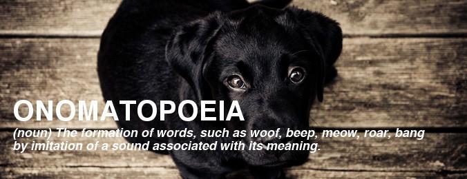 image of onomatopoeia