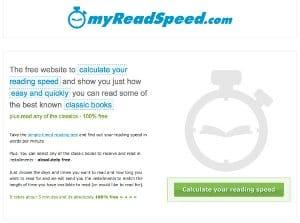 myreadspeedtest