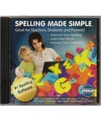 Spelling Made Simple was developed by Prenap