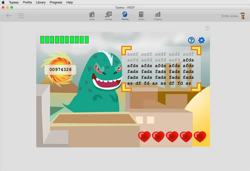 image of Typesy Games