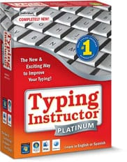 Typing Instructor Platinum offers various typing plans designed for beginners and advanced typists. Review.