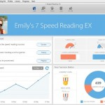 7 Speed Reading Screenshot - Dashboard