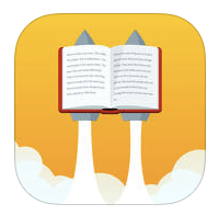 app logo acceleread_app