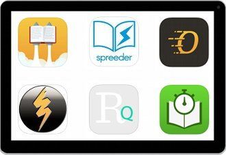 We review 8 of the best speed reading apps 2017 for iPad, iPhone, Mac and Android devices. Can they help you become a faster reader?