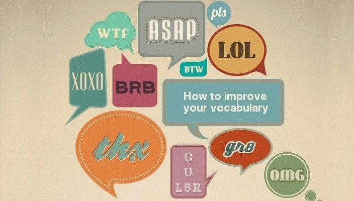 How to Improve Vocabulary