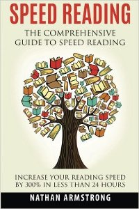 book cover image of nathan armstrong guidetospeedreading