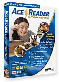 image of acereader software