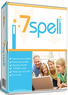 We review 7Spell 2017, the latest cloud tutor to improve spelling skills.