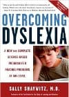 image cover overcoming dyslexia book