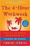 image of 4 hour work week - best business books