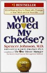 image of Who Moved my Cheese - best business books