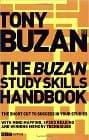 image of tony buzan study skills handbook