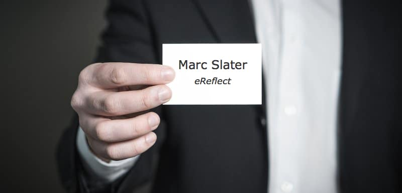 Marc Slater - Interview About